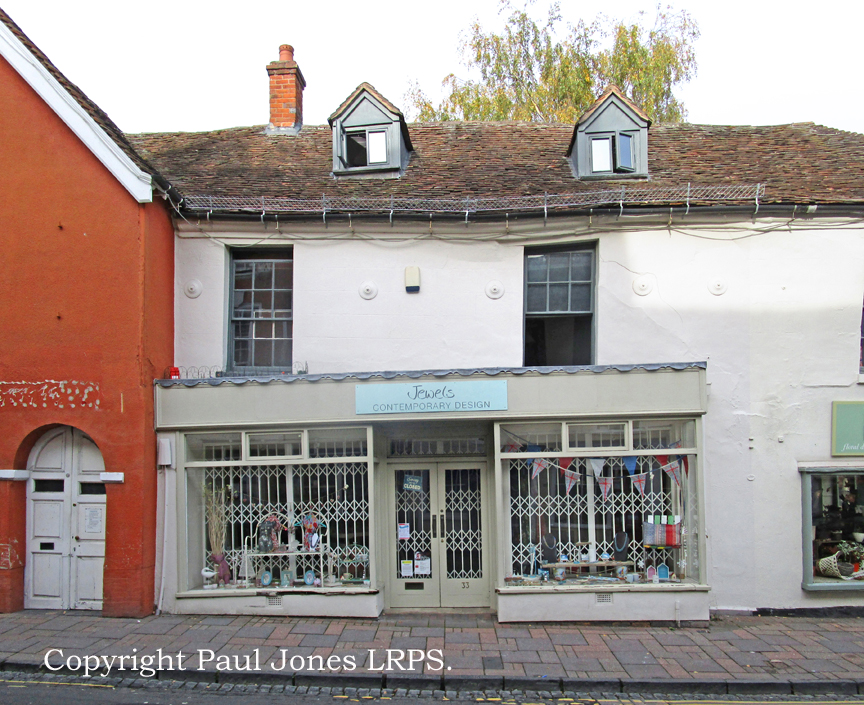 33 High Street, Droitwich, Worcestershire